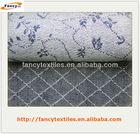fashion design jacquard cotton stretch denim fabric
