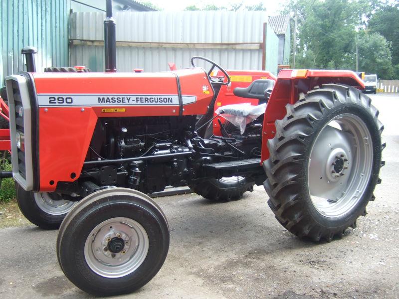 Remis à neuf Massey Ferguson 290 tracteur agricole