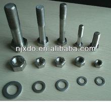 AL6XNN high tensile bolts and nuts grade 8.8