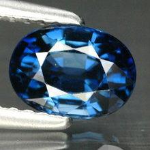 1.4 Ct. Rich Light Royal Blue Unheated Sapphire Aaa Cutting