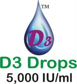 Vitamin D3 Drops 5000 IU ( D3 Drops)