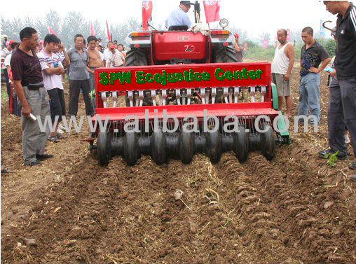 SPW Kenaf Planter-Fertilizer-Seed Drill