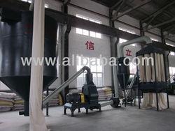 Kenaf Milling Plant
