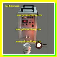 Gold small smelting furnace