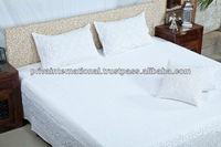 home decorative Indian handmade bedding set
