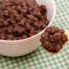 Unique Snack Food Azuki Red Bean Paste is Japanese Dessert