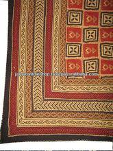 Unique Hand Woven Persian Tribal Quilt
