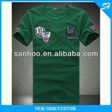Fashional Men'S O-Neck Cotton Tshirts Wholesale
