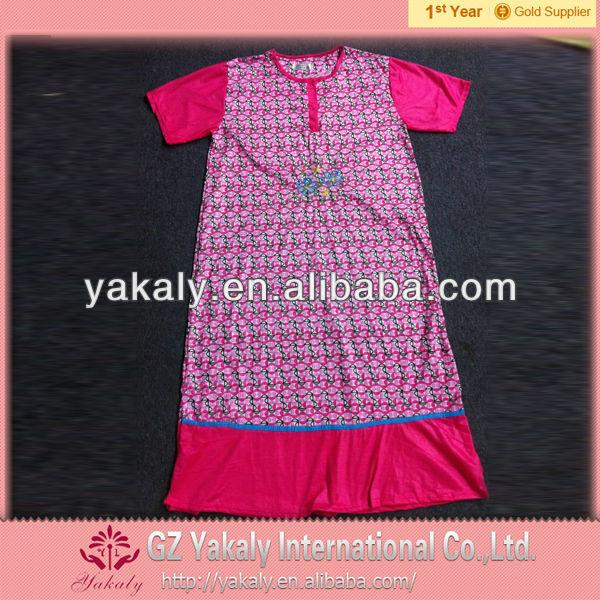 Fashion Ladies Nightgown