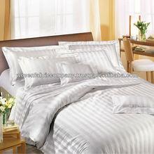 400 TC Satin Bed Linen, & Bed Sheet