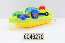 boat shape summy toy children beach toy