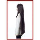 Puella Magi Madoka Magica Akemi Homura long grey cosplay wigs