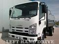 2012 Isuzu NLS85AL 4 x 4 TIPPER ( LHD ) diesel, 93530