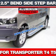 SIDE BAR FOR VW TRANSPORTER T4 T5 LWB
