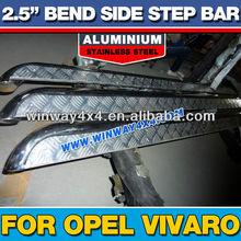 SIDE STEP BAR FOR OPEL VIVARO LWB