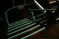 Aluminator fotoluminescente cheirar / fotoluminescente resina