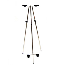 Sea Pods 3ft to 5ft Sea Tripod Twin Head and Cups Rod Rest Fishing Tackle