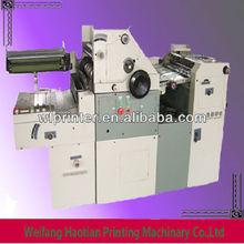 ht47anp hamada de usos múltiples de un solo color y la numeración de la máquina para la impresión de libros