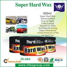 super shine wax(RoHS, Reach, TUV, SGS)