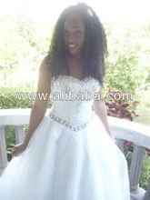 Stunning Beaded Wedding Gown