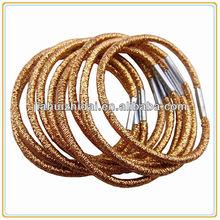 Thin elastic hair band set, hair tie, ponytail holder