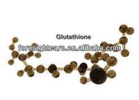 L-Glutathione CAS No.: 70-18-8 Skin whitening material Glutathione Reduced Powder 99% purity on sale!