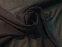 Cotton voile with combed yarn twist through strictly process