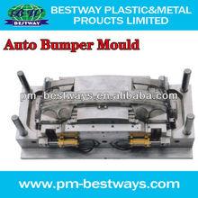 High Quality Design for auto bumper plastic moulding