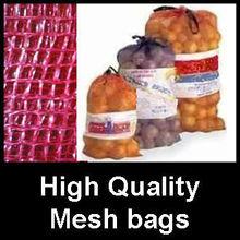 Leno / mesh bags