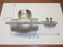 cast iron part promotional item