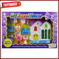Sweet doll house