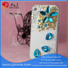 Top Quality Wholesale Factory Cell Phone Bling Diamond Crystal Case