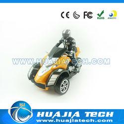 2013 New product motorcar Radio control three wheel motorcycle