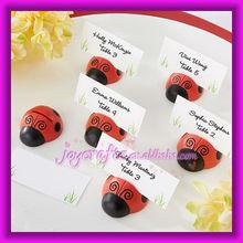 Cute as a Bug Ladybug Photo Place Card Holder
