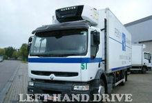 Renault PREMIUM 220 DCi 4X2 Refrigerator body truck (LHD) DIESEL, 93628