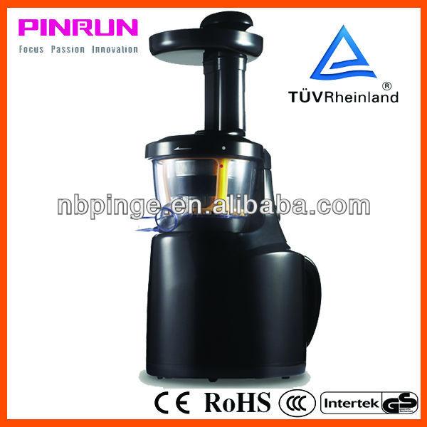 Pinrun 2013 fruit juicer blender /Low speed/Silence/PEI/ULTEM/Screw type