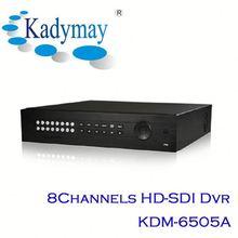 2013 HOT Sales High 1080p cctv 8Channels HD-SDI Dvr,h 264 dvr viewer