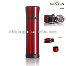 Stainless Steel Vacuum Flask With Colorful Painting and Logo Printing Food Safety Qulity