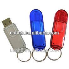 2gb most convenient usb /plastic fancy memory pendrive