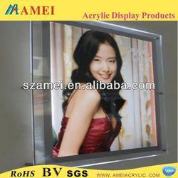 2013 hot acrylic acrylic crystal board
