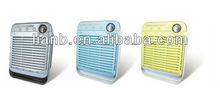 2014Built-in hygrothermograph Ionic Ionizer Negative Fresh Ionic Air Purifier-pre-filter+HEPA+activated carbon+Zeolite