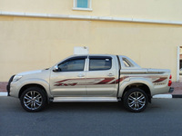 TOYOTA HILUX 2.7 AT