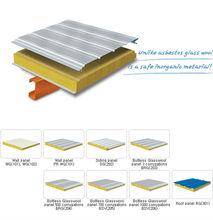 Glass Wool Sandwich Panels