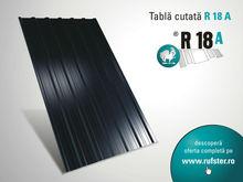 R 18 A trapezoidal sheet