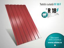 R 18 F trapezoidal sheet