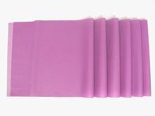 15 - 28 g coloré du papier pour emballage