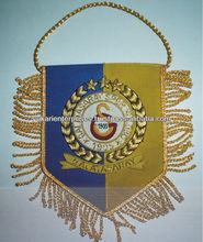 Embroidery Patche cap Rank Shoulder Hand Machine Bullion thread Emblem Insignia Blazer Badges
