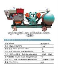 2013 new type air compressor,tire sealant with air compressor
