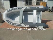 motor pvc inflatable boat,aluminum rigid hull inflatable boat,PVC and Hypalon boat