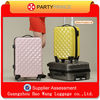 Diamond Stone Lightweight 20 inch Fancy Luggage For Sale Factory